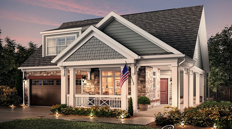 Epcon Communities Unveils New American Porch Collection