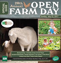 2017 Open Farm Day