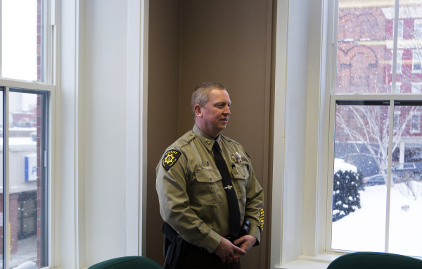Penobscot County Jail Struggles Amid 560k Budget Shortfall Bangor Bangor Daily News Bdn Maine