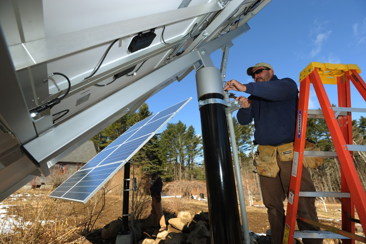 It S So High It S Punitive Residents Angered By Local Tax Hike On Home Solar Panels