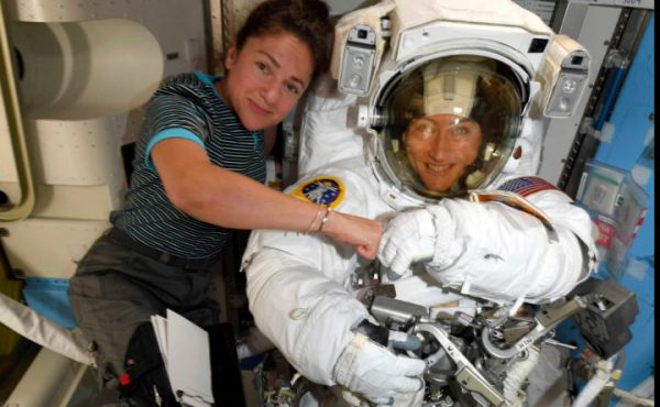 Maine astronaut Jessica Meir will go on first all-female spacewalk this week, NASA says