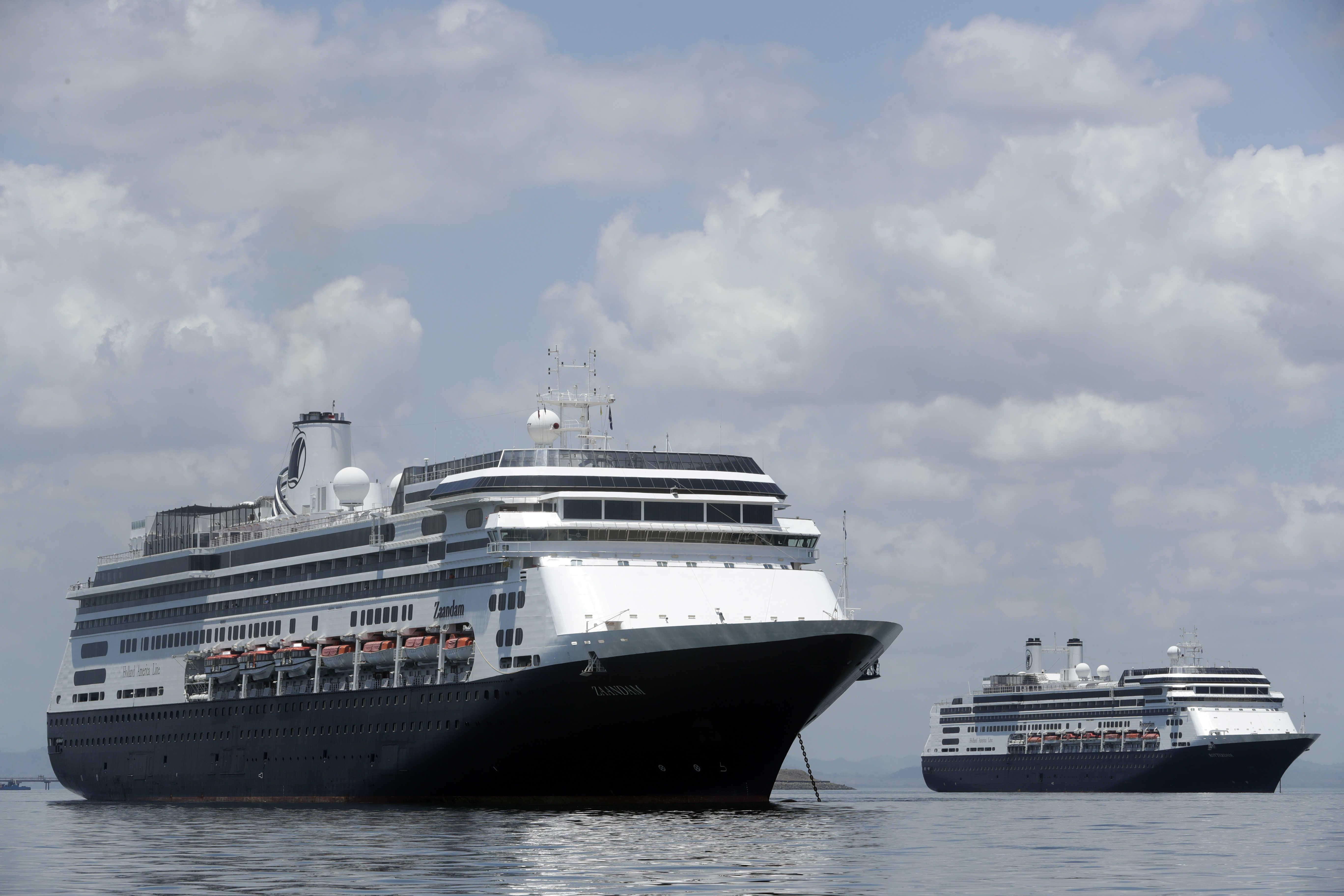 4 Dead 138 Sick On Holland America Cruise Ship Headed Toward Florida