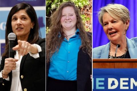 Maine's U.S. Senate primary showcases Democratic divide