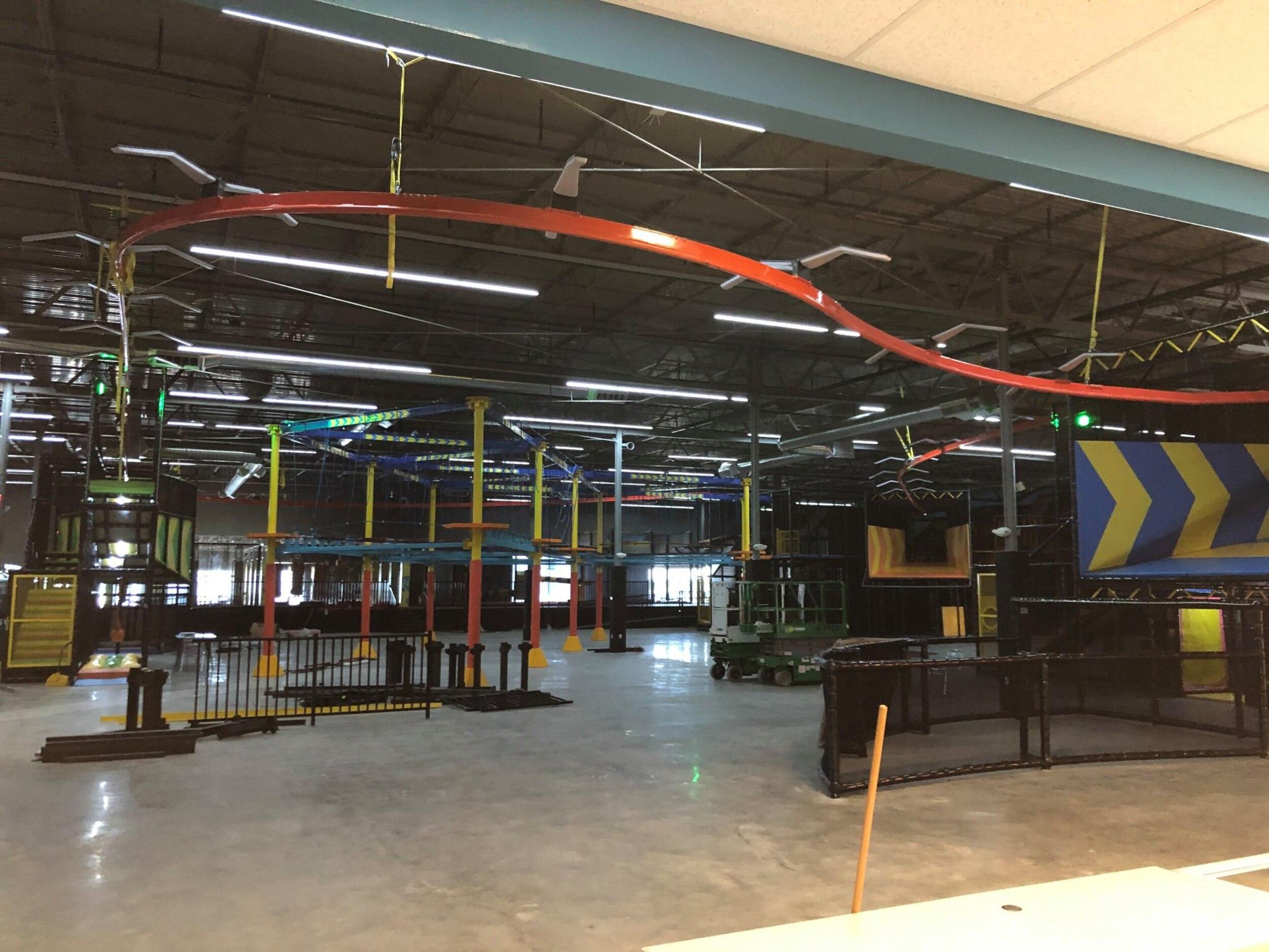 New Indoor Amusement Park In Works Since Last Summer Set To Open In Bangor