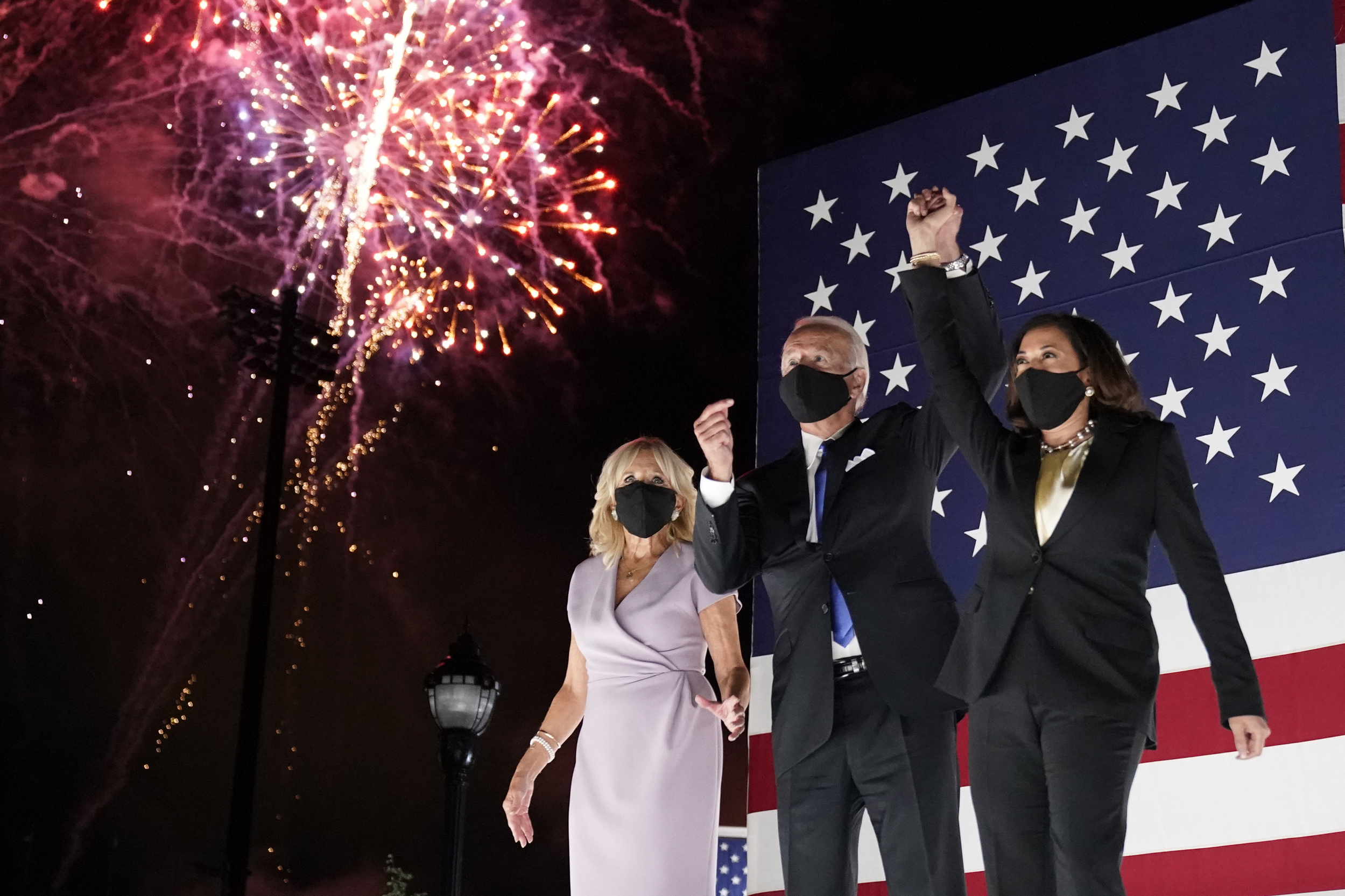 Joe Biden Vows To End Us Season Of Darkness On Final Night Of Dnc