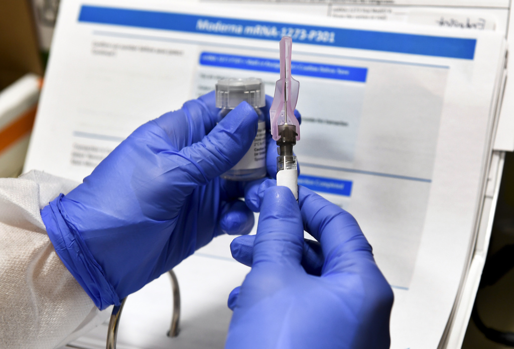 Moderna seeks clearance for COVID-19 vaccine after strong...