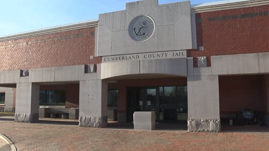 Cumberland County Jail diverting arrests to 2 other jails amid growing outbreak