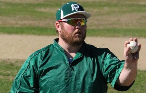 This high school baseball coach drives 228 miles every day to work