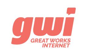 GWI - Great Works Internet logo