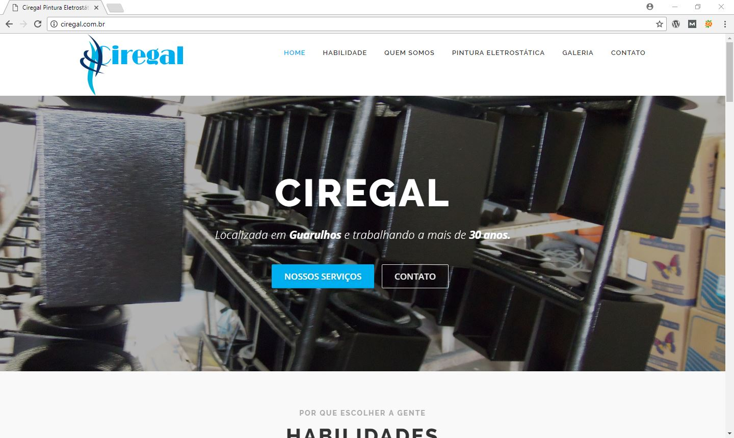 Site Ciregal