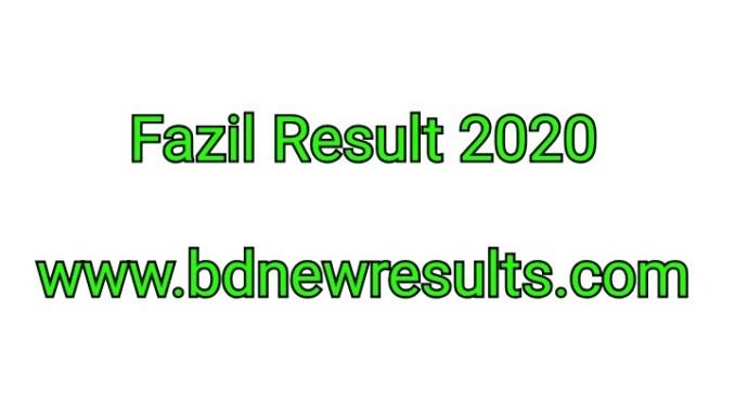 iu fazil result 2020