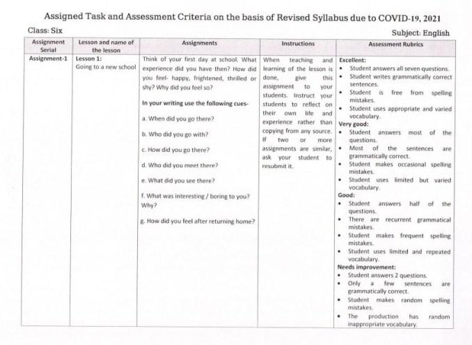class-6-english-answer
