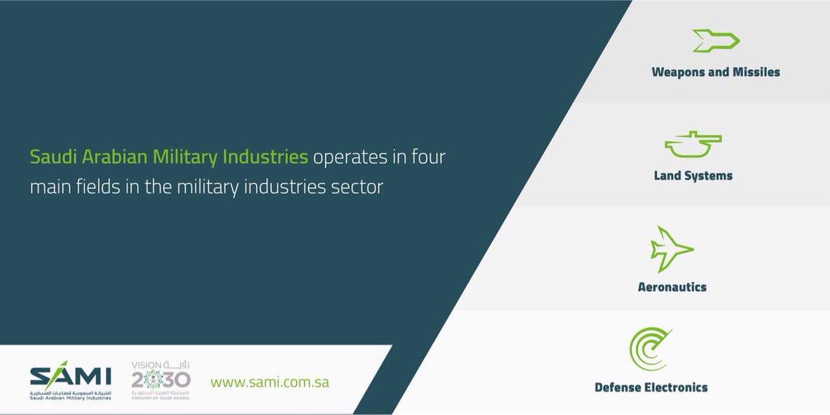 Saudi Arabian Military Industries to Invest 5 Billion in
