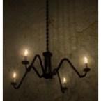 Ambroke's Chandelier (Flourescent)