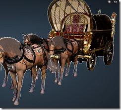 Belle Epoque Wagon Side