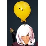 Chick Balloon Headband