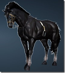 Commander's Horse Stirrups
