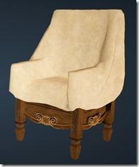 Fleece Chair Front