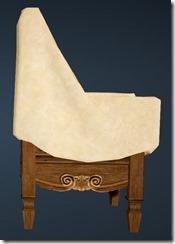 Fleece Chair Side
