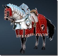 Knight's Horse Full Set Front