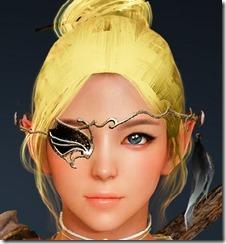 Lahr Arcien Eye Patch Front