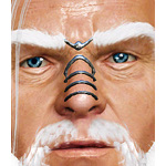 Metal Nose Accessory