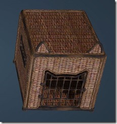 Pointed Ears Cat House Top