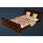 Python Bed