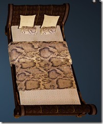 Python Bed Top