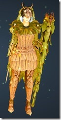 Treant Camouflage - Witch Weapons Drawn