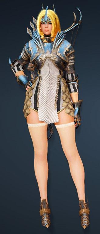 BDO Fashion | [Ranger] Shudad (Black Desert Online)