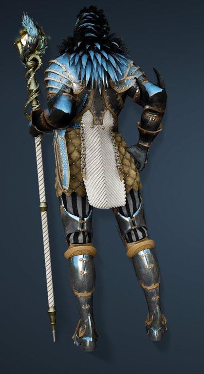 Black Desert Dark Knight Armor And Combat Animations Dulfy