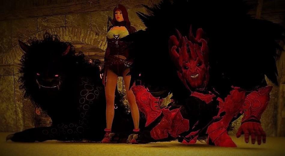Daenela-Beasts