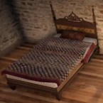 Valencia Handcrafted Bed