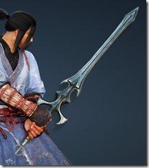 Acher Guard Blade Drawn Musa