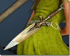 Acher Guard Dagger Stowed Ranger