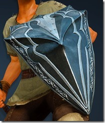Acher Guard Great Shield Drawn Warrior