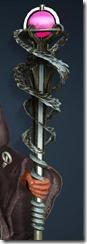 Acher Guard Staff Head wizard