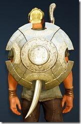 Cantusa Longsword Warrior Stowed