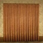 Fleece Drapeless Curtain