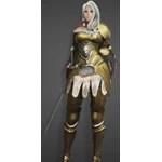 [Valkyrie] Jarette's Armor