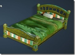Goblin-style Bed
