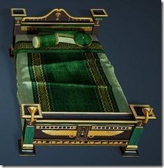 Naga Decorated Bed Top