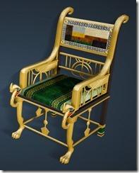 Naga Decorated Chair
