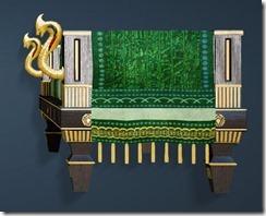 Naga Decorated Sofa Side