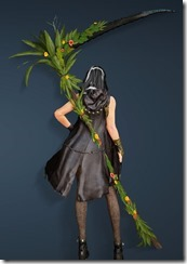 Treant Camouflage Sickle Stowed