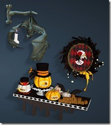 Halloween Wall Decor Set