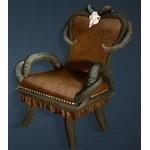 Goat Horn Chair