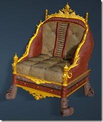 Kzarka Decorated Chair