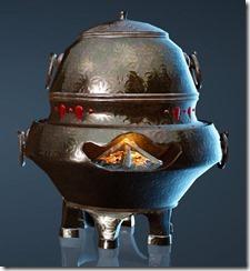 Mini Fire Pot Front